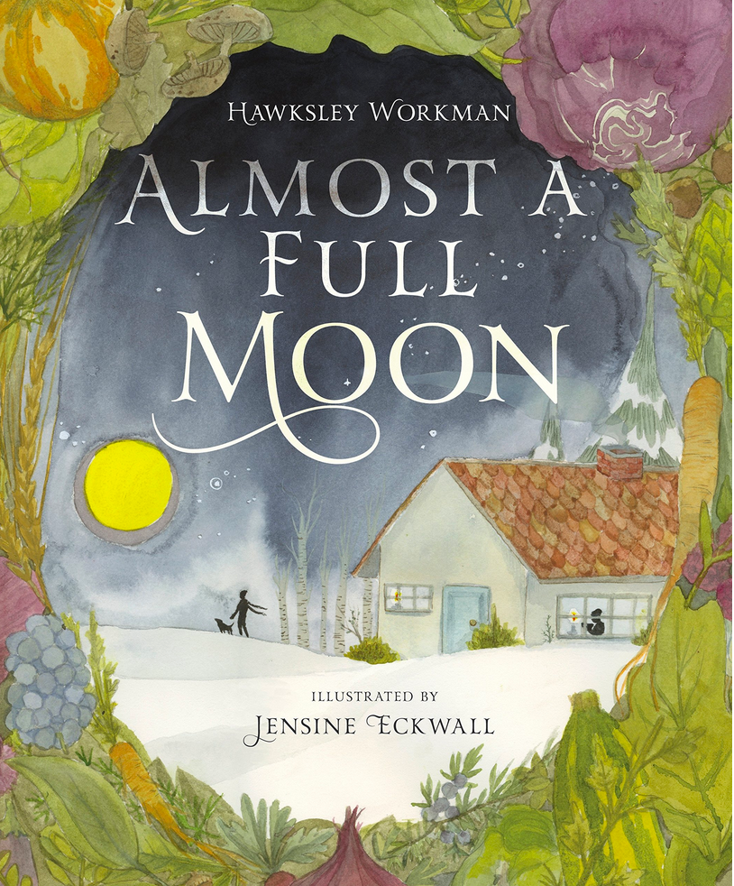 Almost a Full Moon - Illustrated Book