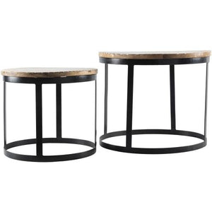 Abrazo Handcrafted Accent Table - Rays Carpet One Floor & Home