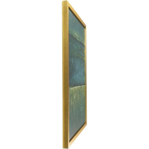 "Abstract ART-1004 50"" x 40"" Wall Art Piece - Rays Carpet One Floor & Home"