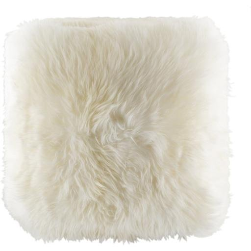 "Bahati BHPF-001 18"" x 18"" x 18"" Pouf - Rays Carpet One Floor & Home"