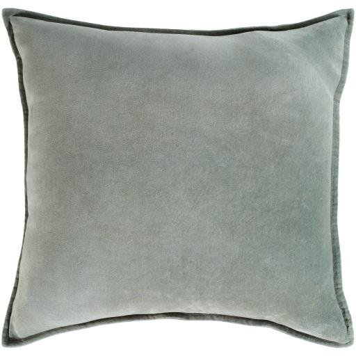 Cotton Velvet Accent Pillow - Rays Carpet One Floor & Home
