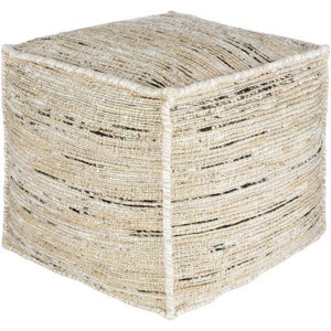 Esperanza Pouf - Rays Carpet One Floor & Home