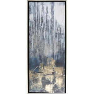 "Eventide EVT-3000 21"" x 51"" Wall Art Piece - Rays Carpet One Floor & Home"