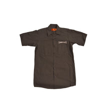 Load image into Gallery viewer, Men's Workman Genuine Blues Brown Shirt