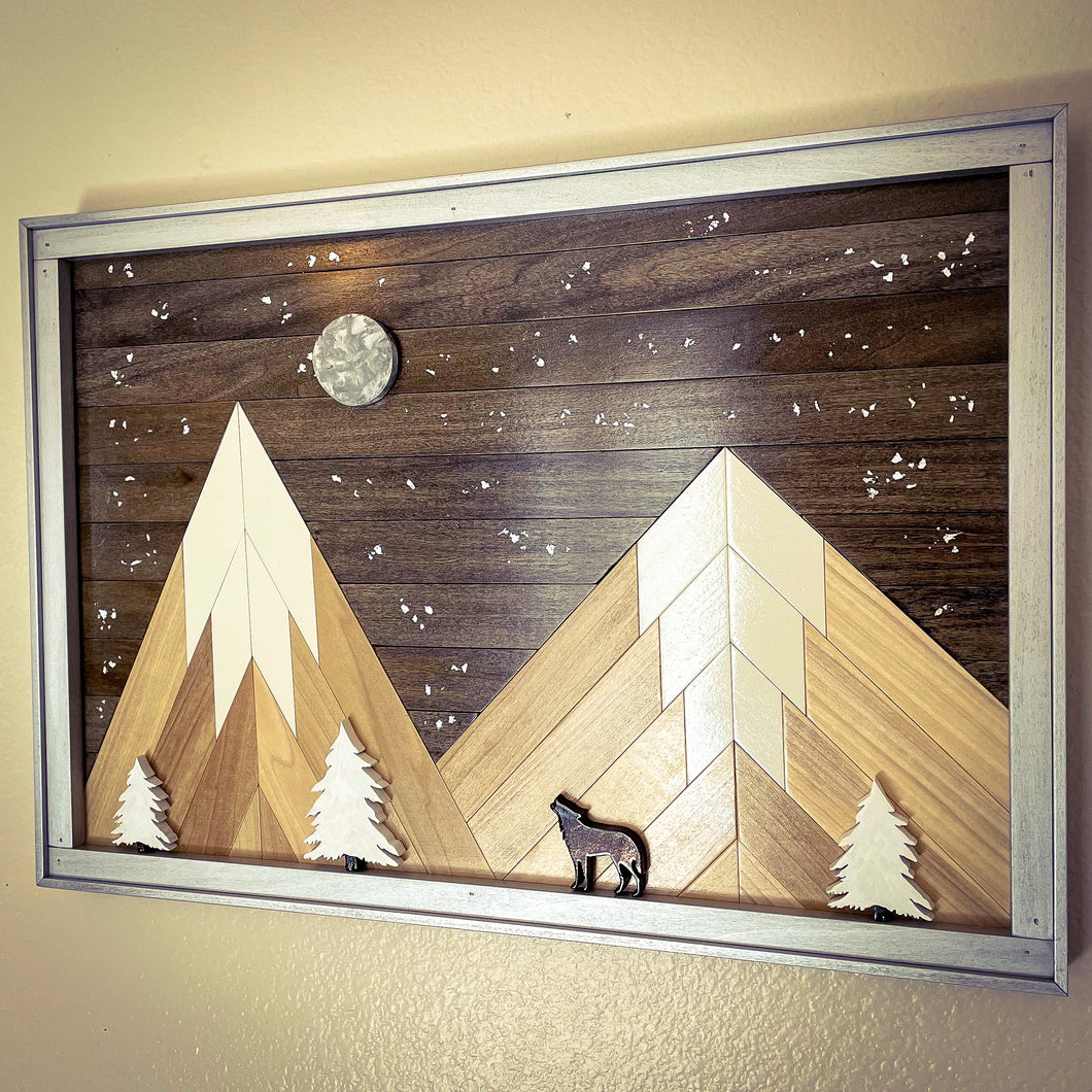 Lone Wolf-Starry Mountain Series