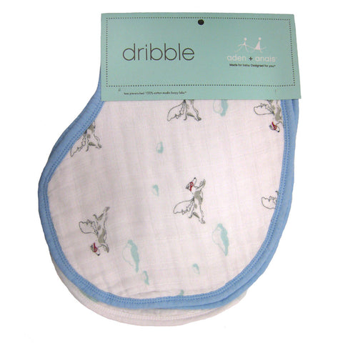 Aden + Anais Classic Burpy Bibs - Liam the Brave 2 pack