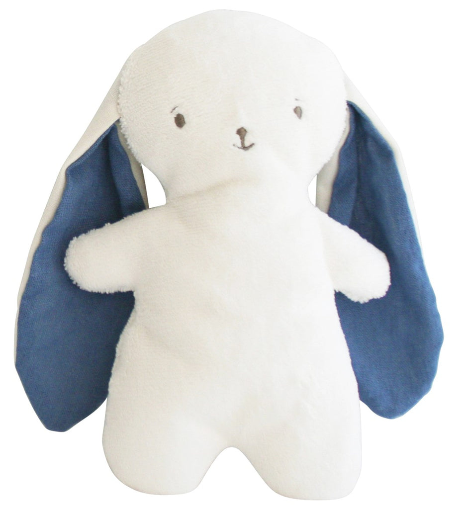 Alimrose Bobby Bunny Plush Toy - Chambray