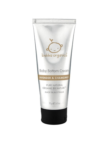 Lavender & Chamomile Baby Bottom Cream 75g tube