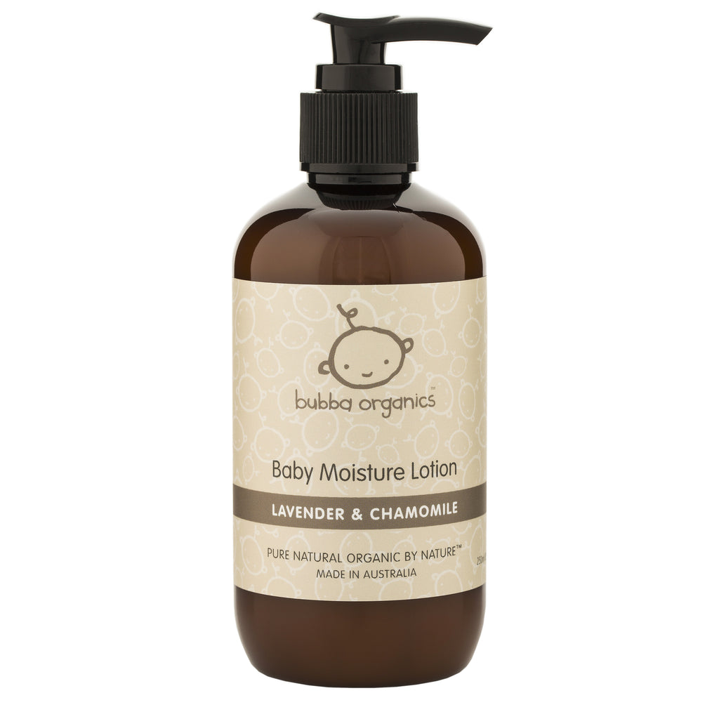 Lavender & Chamomile Baby Moisture Lotion 250ml