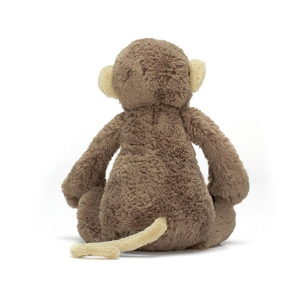 Jellycat Bashful Monkey back