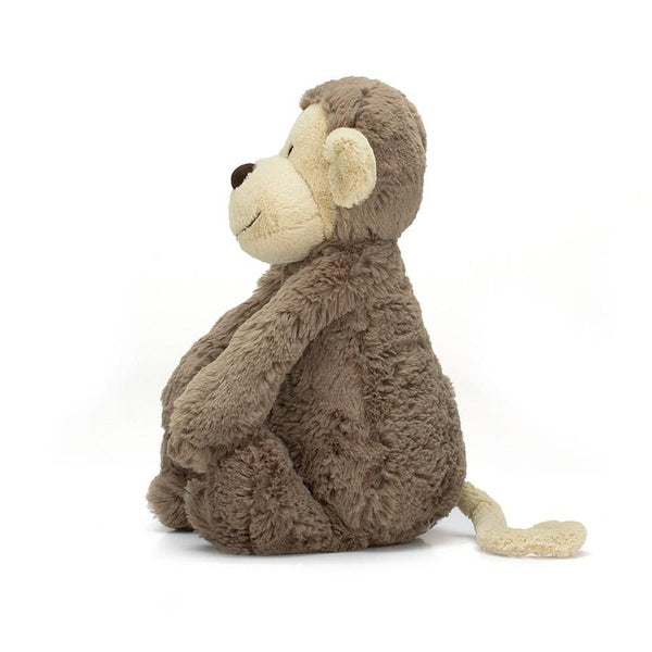 Jellycat Bashful Monkey side