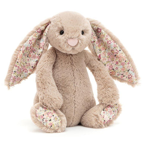 Jellycat London Bashful Bunny - Blossom Bea Beige Small