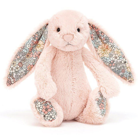 Jellycat London Bashful Bunny - Blossom Blush Small