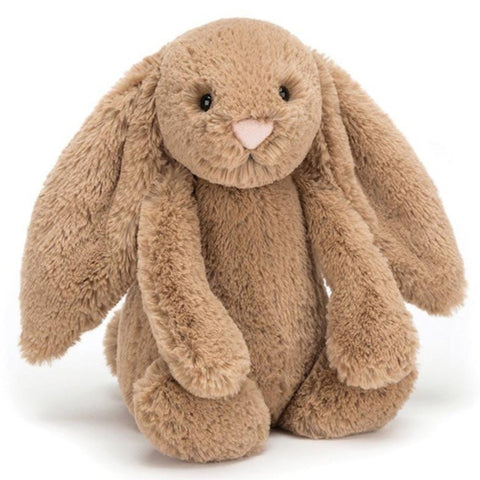 Jellycat London Bashful Bunny - Biscuit Medium