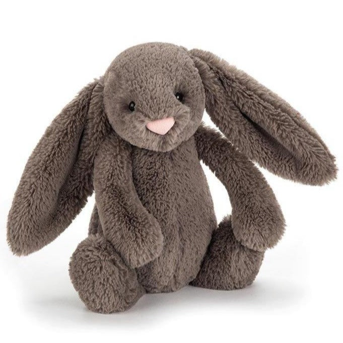 Jellycat London Bashful Bunny - Truffle Medium