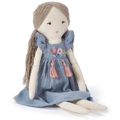 Nana Huchy Miss Lily Doll - Blue