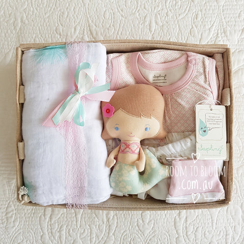 Room to Bloom Funtails Baby Gift Hamper