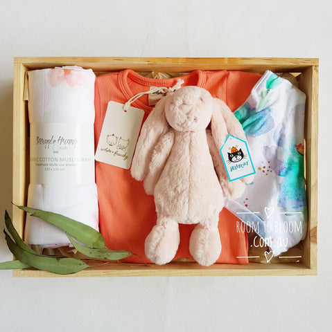 Room to Bloom Gelato Dream Baby Gift Box Hamper