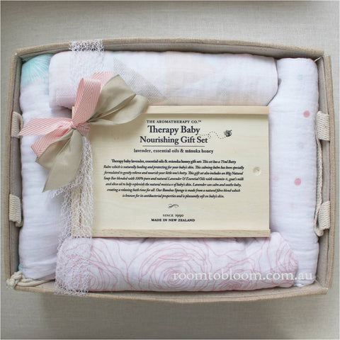 Room to Bloom In Bloom Baby Gift Hamper