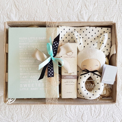 Room to Bloom Sweet for My Sweet Baby Gift Hamper
