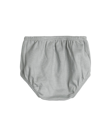 Sapling Dove Grey Baby Bloomer Back