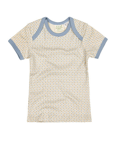 Sapling Little Boy Blue Short Sleeve Baby T-Shirt