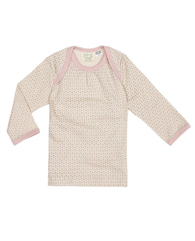 Sapling Dusty Pink Long Sleeve T-Shirt