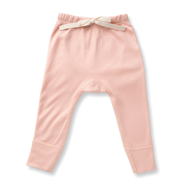 Sapling Flight Collection Heart Pants - Peach Melba front