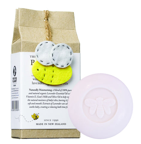 The Aromatherapy Company Baby Therapy Soap Bar - 80g