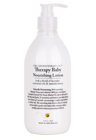 The Aromatherapy Company Therapy Baby Nourishing Lotion - 500ml
