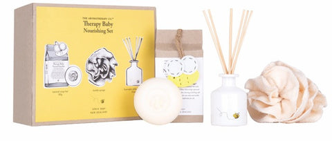The Aromatherapy Company Therapy Baby Nourishing Set