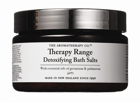 The Aromatherapy Company Therapy Range Detoxifying Bath Salts 200g