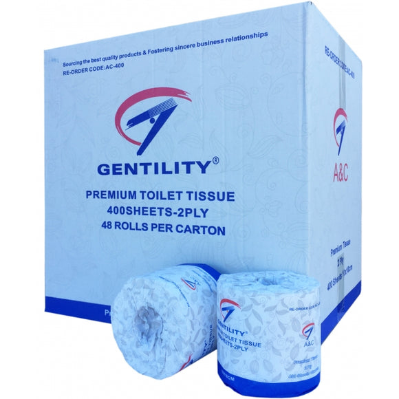 A&C Toilet Roll 2ply