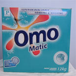 Omo-matic Laundry Powder 2 x 6KG