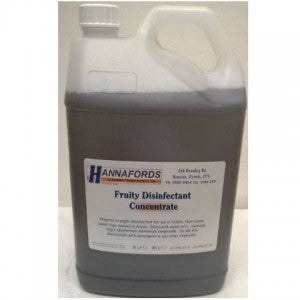 Fruity Disinfectant Concentrate
