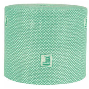 Chux Budget Wipe Roll Green 500m x 30cm