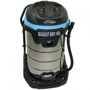 BIGGEST BRO 100L Wet and Dry Commercial Vacuum