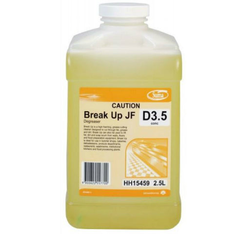 Break Up JF D3.5 Concentrate carton 2 x 2.5L