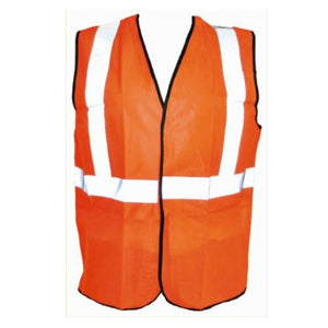 Safety Vest Reflect Orange