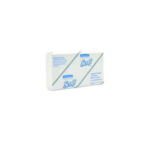 Scott Compact Towel Carton 16 x 110 sheets