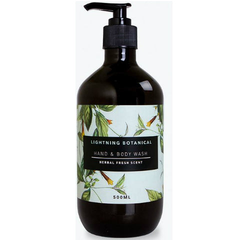 Botanical Hand and Body Wash 500 ml