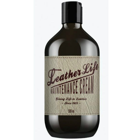 Maintenance Leather Cream 500 ml