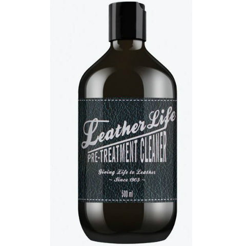 Pre-Treatment Leather Cleaner 500 ml