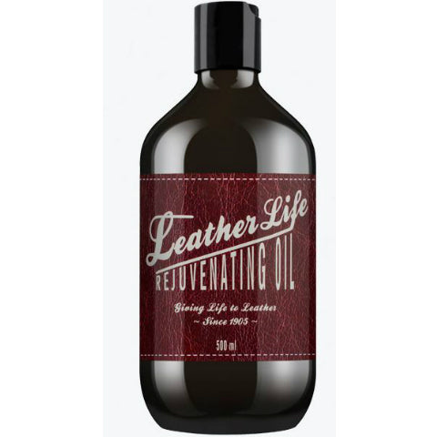 Rejuvenating Leather Oil 500 ml