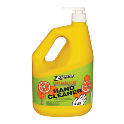 Orange Cream Hand Cleaner