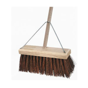 350mm All Bassine Yard Broom Handled