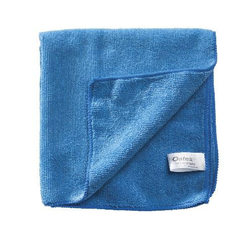 Oates Microfibre All Purpose Blue Cloth