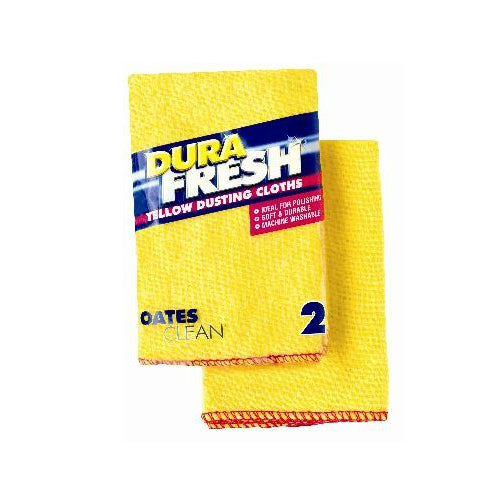 Dura Fresh Dusting Cloth Pkt 2