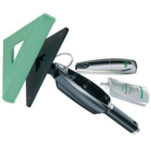 Unger Stingray Indoor Basic Handheld Window Cleaning Kit