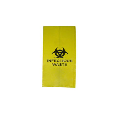 18L Infectious Waste Bags Carton 1000